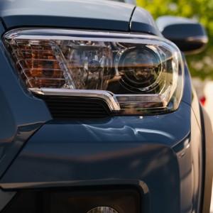 Headlights stock