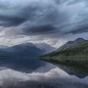 Kintla Lake HDR