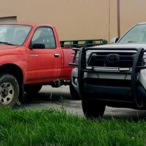 Parked Together