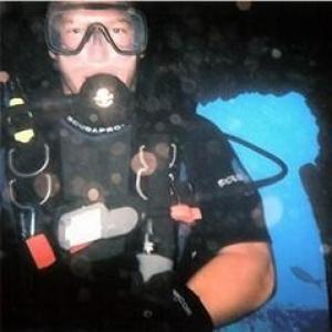 Diving the USS Speigel Grove, Key Largo