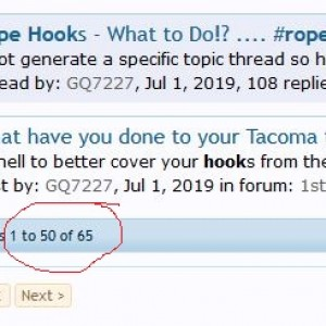 Ropehooks