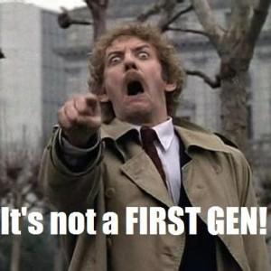 Not-a-first-gen