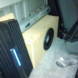 Box in truck