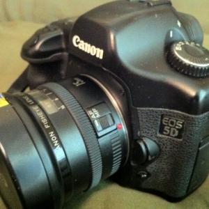 My new used camera