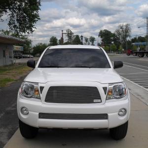 2010 SR5 Double Cab Billet grille