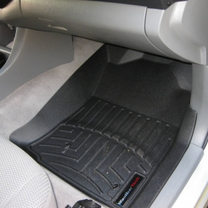 New WeatherTech floor mats...