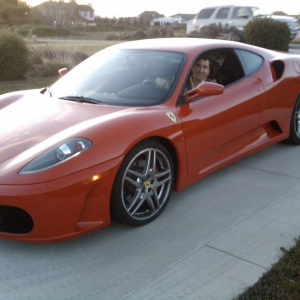 The F430 and Me