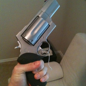 My new toy! Taurus Raging Judge Magnum!