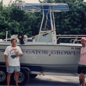 1988 GMC & Pffshore Boat