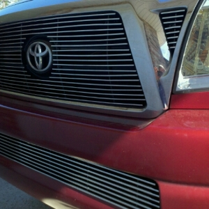 Bolt On 4 Piece Grille