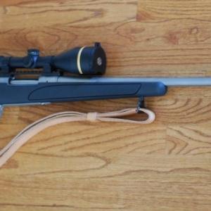 New hunting rifle. Remington 700 SPS SS .30-06 & Leupold VX-3L 4.5-14x5