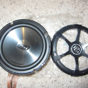 Sound System Components for Sale 2