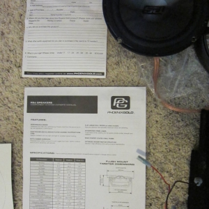Sound System Components for Sale 6