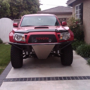 Shocktaco bumper :D