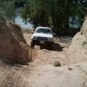 took my yota out for some air