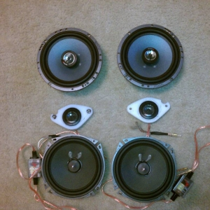 FOCAL speaker set
