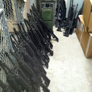 Buh-bye M16A2's!