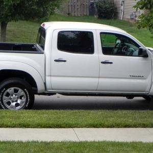 2011 Lexington 4x4 DBL in Super White