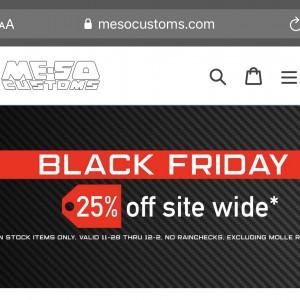 MESO Customs mods