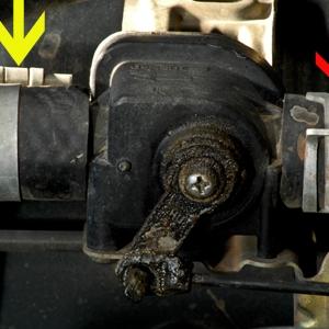 Heat/Water Valve Hose Clamp