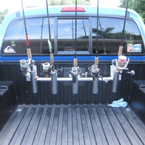 rod holders beach fishing