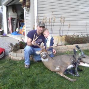 2009 ohio archery buck
