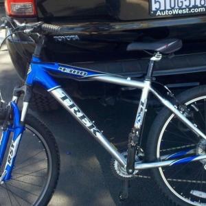 New CL bike.
