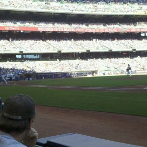 Brewers and Cubs and 72 degrees.