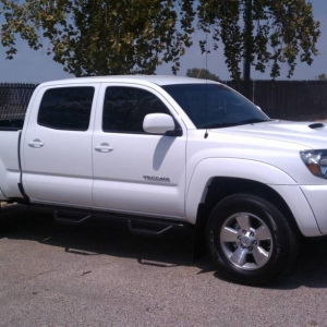 My new truck...