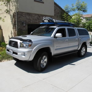 2011 Tacoma DCSB TRD Sport