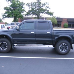 2004 TRD Limited D-Cab