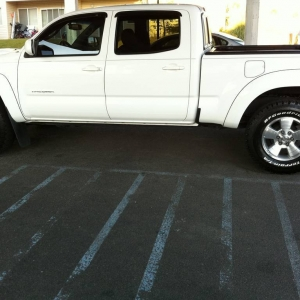 new tires 265/70/17 bfgs