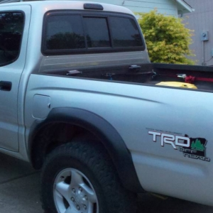 sockmonkey oregon bedside trd decal and u oregon brake light cover