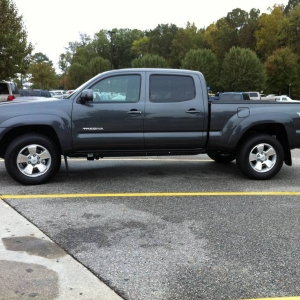 My First New Tacoma