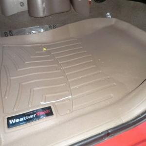 Weathertech floormats