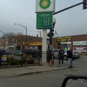 Glad I don't live in Chicago its 3.29 at home.
