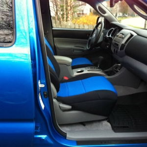 Coverking seat covers, front right