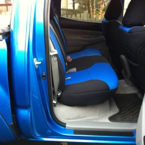 Coverking seat covers, back right