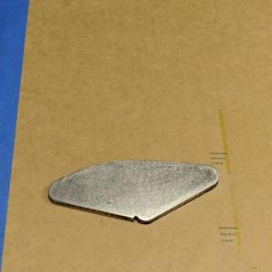 Test Piece Steel