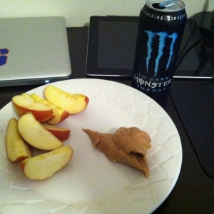 Snack of champions