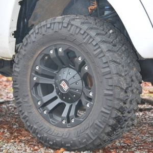 "18""XD Monsters w/ trail grapplers"