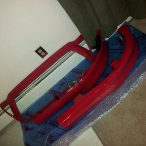 front surround and two body kit pieces This message was sent from a Bell mo
