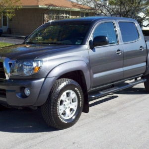 2011 Tacoma DCSB - Badgeless