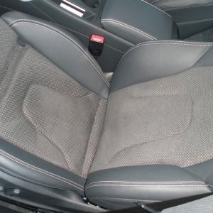 s-line seats