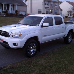 2012 SW Double Cab Short Bed