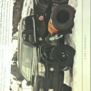 Nice Taco in Freeskier Magazine