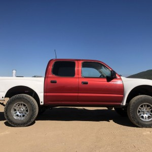 2002 trd Offroad