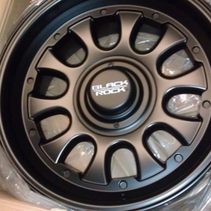 New wheels!