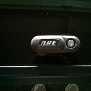 05 A.R.E Zseries Truck cap