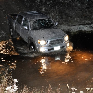 Tacoma in the River